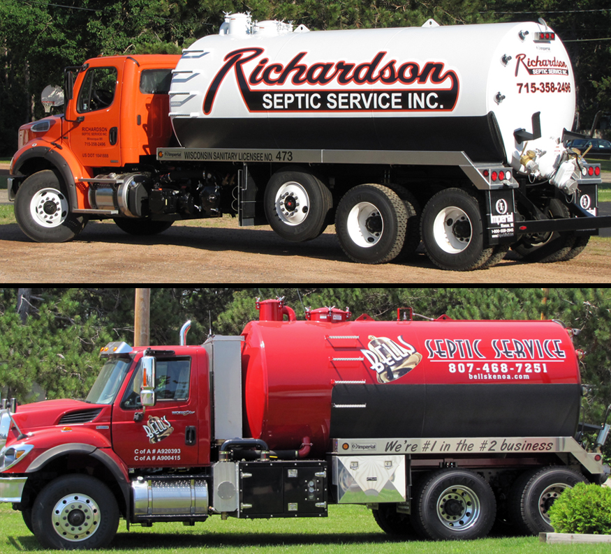 Tanker Vehicle Graphics