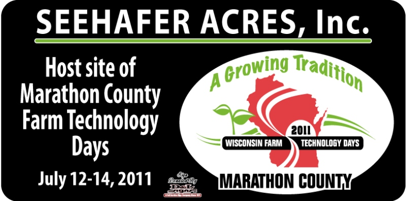 Seehafer Acres Billboard Signage