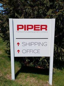 Piper Panel Sign Sidebar