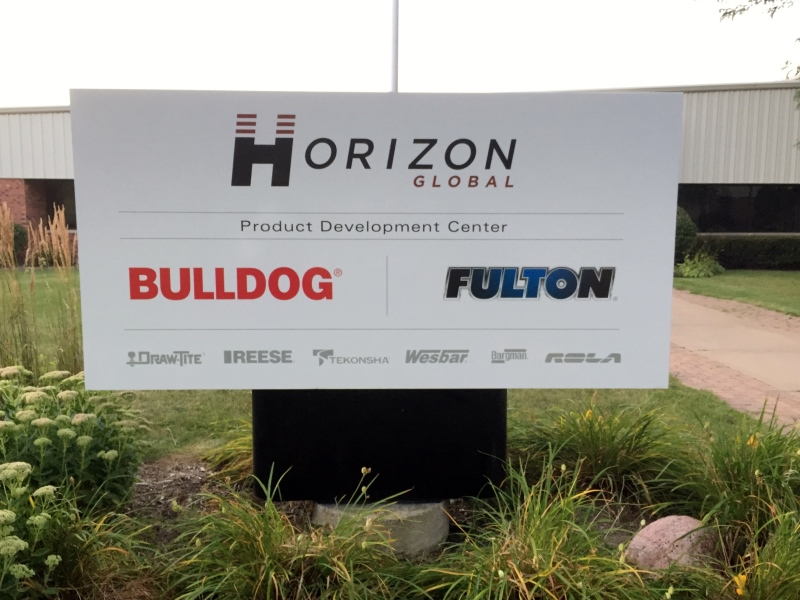 Horizon Global Street Signage