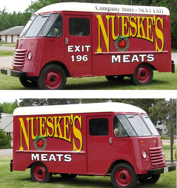 Nueskes Vehicle Signage