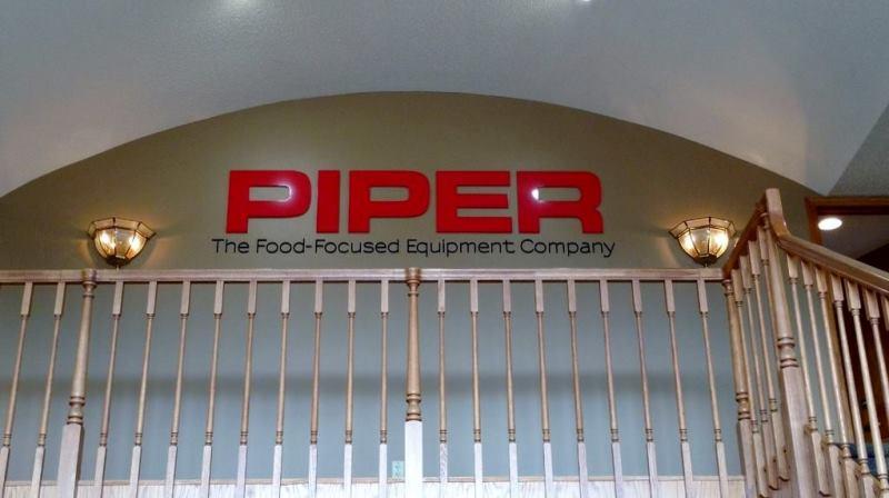 Piper Interior Signage